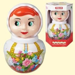 """Kývajúca sa bábika - Nevaljaška  """"Alenka"""" 18 cm"""