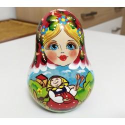"""Kývajúca sa, cinkajúca figúrka – Nevaljaška """"Leto"""" 15 cm."""